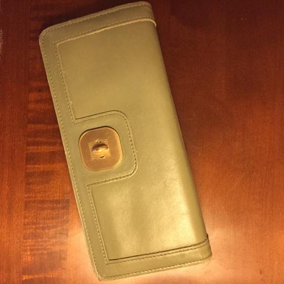 252607388e Longchamp Bags   Le Pliage Cuir Wallet   Poshmark